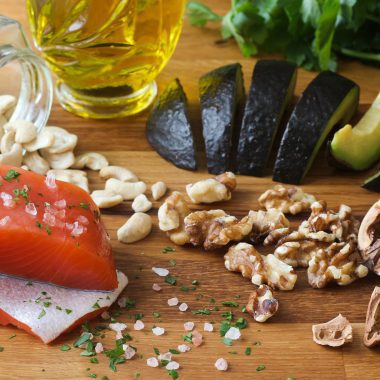 Anti-inflammatory foods to use as salad toppers