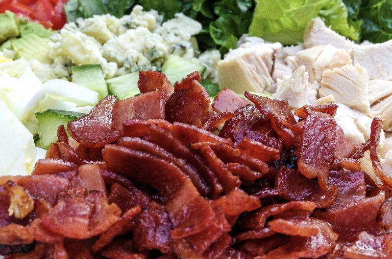 Homemade Turkey Bacon Bits